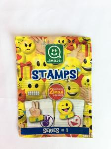 China Custom OPP Card Head Toy Packaging Poly Bags on sale