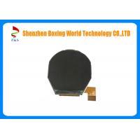 High Brightness Round LCD Display Module , Custom 2.1 Inch Round TFT Display
