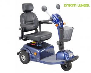 China 24V 40Ah Three Wheels Electric Mobility Scooter 6Km - 12Km / H 88Kgs Multi Function on sale