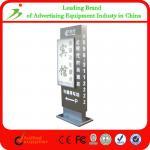 卸し売り新しい高感受性の質の屋外の反風はアルミニウムによって導かれるデジタル広告板を立てます