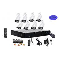 Digital Security Camera Dvr Surveillance System , CCTV Camera Kits