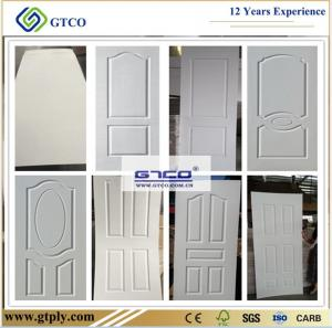 China Wenge Teak Ash Melamine MDF HDF Door Skin for Interior Door on sale