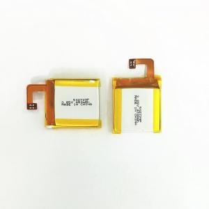 China PCB High Voltage Lithium Polymer Battery 3.85V 480mAh Flexible Circuit With FPC 502729 on sale