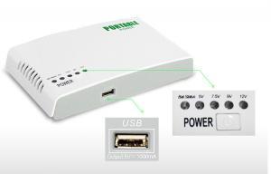 mini UPS GM4---Constant DC output 5V/7 5V/9V/12V selectable