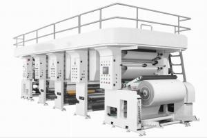 China XYRA High speed flexo printing machine VS CI Central drum flexographic printing press on sale