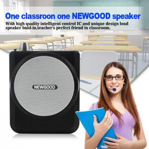 China 3.7V 1800mah Li rechargeable 18650 battery voice amplifier speaker on sale