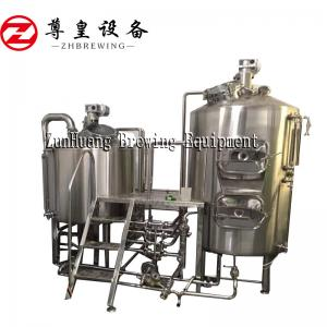 China Durable Automatic Beer Brewing Machine , Micro Brewery Craft Beer Machine on sale