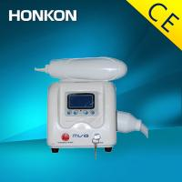 Q Switched nd Yag Laser For Tattoo Removal / Age Spot Removal Laser Beauty Equipment