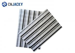 China A3 Large Size pvc card material Overlay With LO - CO 300OE Magnetic Stripes on sale
