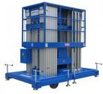 Six profils en aluminium 150Kg de plate-forme de travail aérien du mât 18m