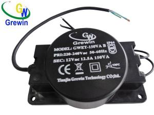 China Toroidal Waterproof Transformer for Outdoor Swimming Pool and UnderwaterLighting from China on sale