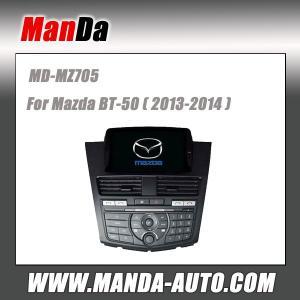 China Factory gps car dvd for Mazda BT-50 ( 2013-2014 ) video entertainment satellite gps Dash Kits radio bluetooth dvd mp3 on sale