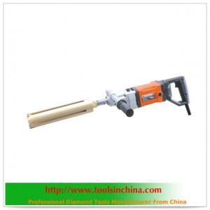 China diamond core drill bits for hard rock on sale