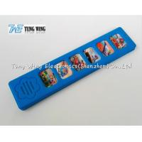 Famous Six Story Sound Books For Kids Module In Blue Plastic
