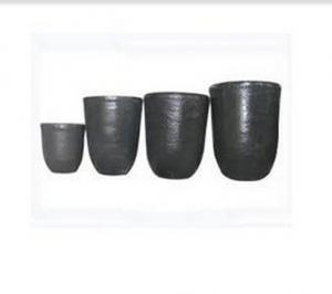 China High Pure for melting copper brass aluminum Graphite crucible on sale