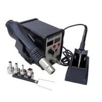 China SAIKE 898D hot air rework station soldering station on sale