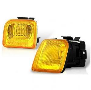 China Super Brightness Yellow OEM Fog Light Kit H4 H7 H8 12 Watt Non-Corrosive For Cars on sale