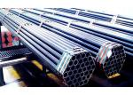 Durable Cold Drawn Steel Tube Astm 1020 / Din St42 Low Tensile Carbon Steel Pipes