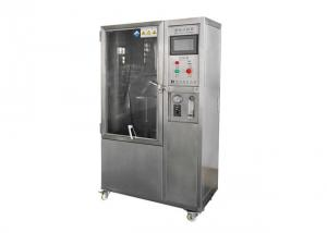 China Electronic Waterproof IP Dust Testing Equipment IPX1 ~ IPX8 Rain Spray on sale