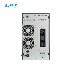 China 3kva 2.4kw Ups 12v Ups Battery Double Conversion Ups For Elevators on sale