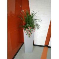 Factory sales light weight waterproof durable outdoor modern planter
