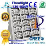 La luz de inundación del LED 430-450W con CE, RoHS certificó y reflector de enfriamiento de la eficacia del mejor hecho en China