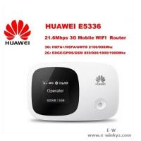 Huawei E5336 21.6Mbps 3g portable wireless router with sim card slot 3g wifi router