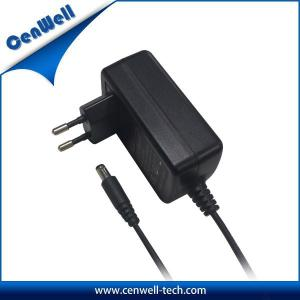 Quality eu plug cenwell ac dc output switching power supply desktop 12v 3a for sale