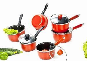 China Non Stick Iron Saucepot on sale