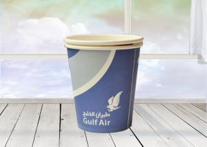 China Recyclable Disposable Coffee Cups , Paper Cups For Hot Drinks Beverage on sale