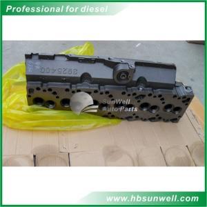 China Cummins Diesel Engine 6BT Cylinder Head 3925400 Stainless Steel Material on sale