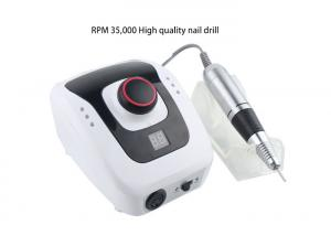 China ABS Electric Nail Drill For Acrylic Nails , Portable Professional Acrylic Nail Drill on sale