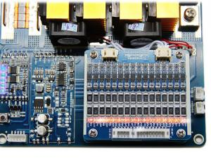 3-96S/200A Battery Management system BMS 11 1~307 2V with SMBus,I2C