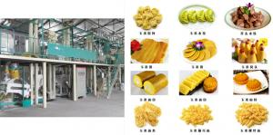 China Corn processing machine, complete set or single machine you need on sale