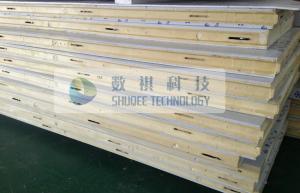 China Soundproof ACP 10cm Thickness Aluminum Composite Panel for 4D 5D 6D Mobile Cinema on sale