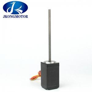 China JK0220 Micro Linear Stepper Motor Nema 11 1200g.Cm B Insulation Class on sale