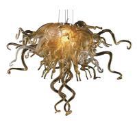 Hand blown glass pendant lights Chandelier Lighting Fixtures (WH-BG-02)