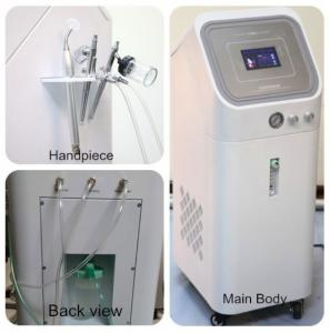 Quality Skin Rejuvenation Oxygen Skin Treatment Machine Anti - Aging Treatment for sale