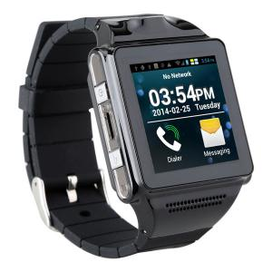China Powerful Android Wear Watch Cellphone w/ SIM Card,Google,Skype,Facebook, WIFI, GPS, Camera on sale