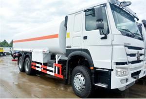 China Sinotruk HOWO 290hp 6x4 20000 liters water tank truck on sale
