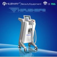 2015 New designed vertical HIFU slimming machine