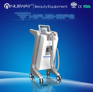 China 2015 newest hifu for cellulite reduction machine for distributors on sale