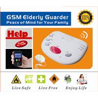 Medical alarm Elderly Guarder spiritual care  for the elderly living,kids monitoring,disabled helping and home safety