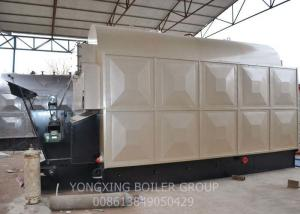 China Excellent Quality Industrial Travelling Grate Boiler and Coal Fired Boilers for Greenhouse Heating System on sale