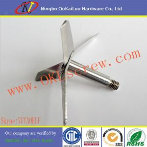 China 304 Stainless Steel Blender Blade on sale