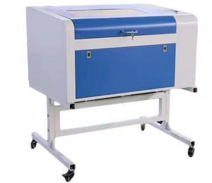 China Miniature CNC Laser Engraving Machine Desktop Belt or Ball Screws Guide on sale