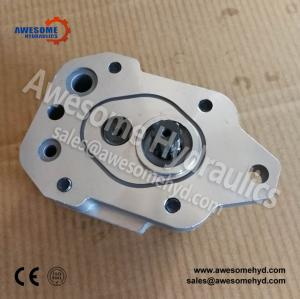 China A8V107 Rexroth Hydraulic Pilot Pump Charge Pump Gear Pump Lightweight on sale