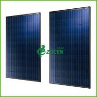 White PET / EVA 285W PV Polycrystalline Solar Panels For Homes / Marine