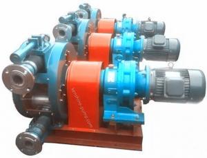 China RGB Industrial peristaltic pump hose pump high viscosity fluids pump on sale