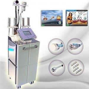 China Ultrasonic Liposuction Cavitation RF Weight Loss Machine on sale